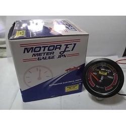 เกจวัดความร้อนใช้ไฟฟ้า 12V MOTOR METER RACING