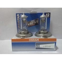 OSRAM SILVER STAR H4 12V 60/55W