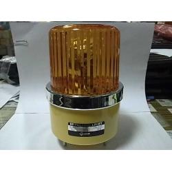 ไฟสัญญาณฉุกเฉิน 12V 20W สีเหลือง