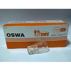 หลอดไฟ OSWA T20 12V 21W แบบเสียบใหญ่