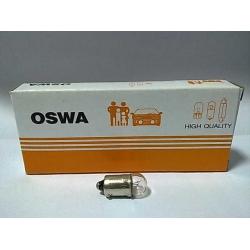 หลอดไฟ OSWA 12V 5W เขี้ยวจิ๋ว