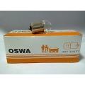 หลอดไฟ OSWA 24V 10W เขี้ยวกลาง