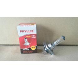 หลอดไฟ PHYLLIS H7 12V 55W