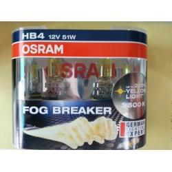 OSRAM FOG BREAKER HB4 12V 51W