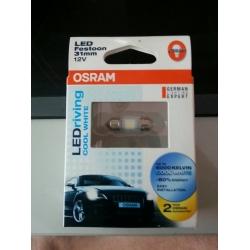 OSRAM LEDriving COOL WHITE 12V