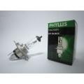 หลอดไฟหน้า H4 PHYLLIS 12V 60/55W