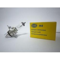 หลอดไฟหน้า HELLA H4 12V 100/90W