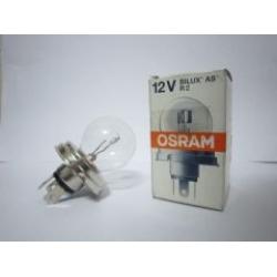 หลอดไฟหน้ากลม OSRAM H4 12V 45/40W