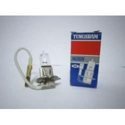 หลอดไฟในกันชน TUNGSRAM H3 12V 100W