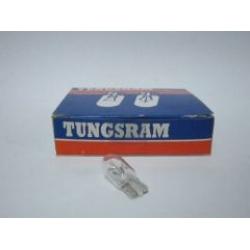 หลอดไฟแบบเสียบ TUNGSRAM 12V 5W