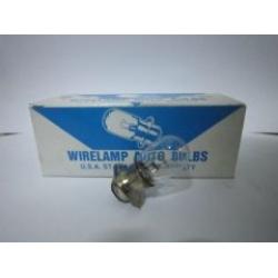หลอดไฟหน้ามอเตอร์ไซด์ WIRELAMP 12V 25/25W