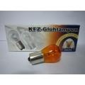 หลอดไฟสีส้ม EAGLEYE 24V 25W