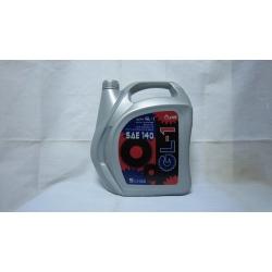 น้ำมันเกียร์ GL-5 เบอร์ SAE140 ยี่ห้อ ปตท